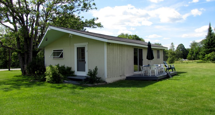 Gale River Motel Cottage