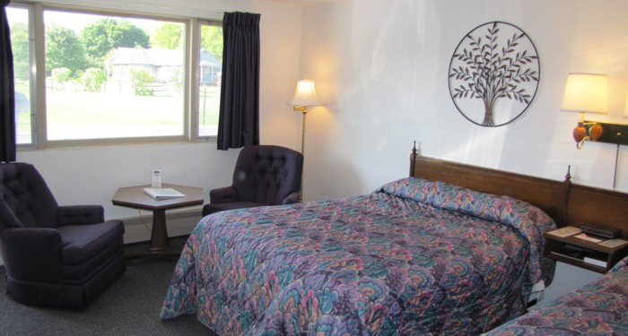 Gale River Motel Rooms